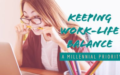Keeping Work-Life Balance – A Millennial Priority